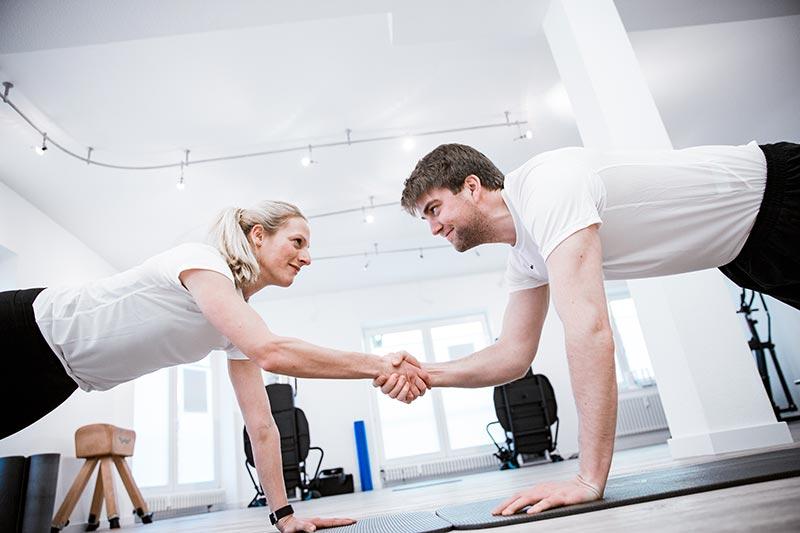 Sportphysiotherapie